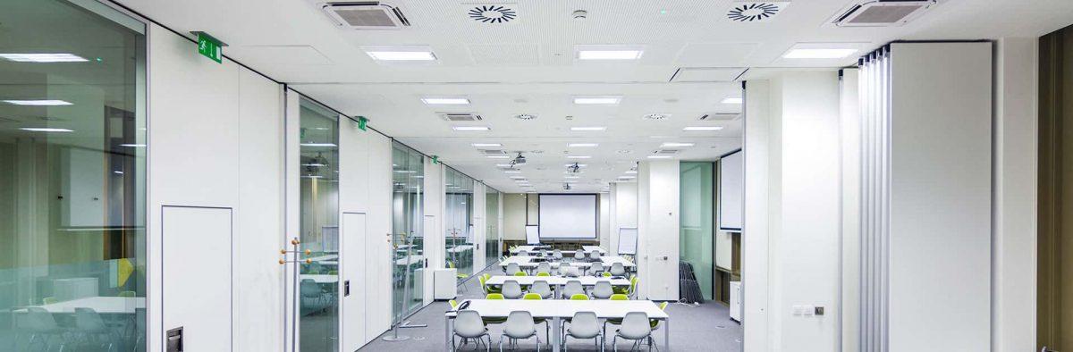 Melbourne University - littil led lights