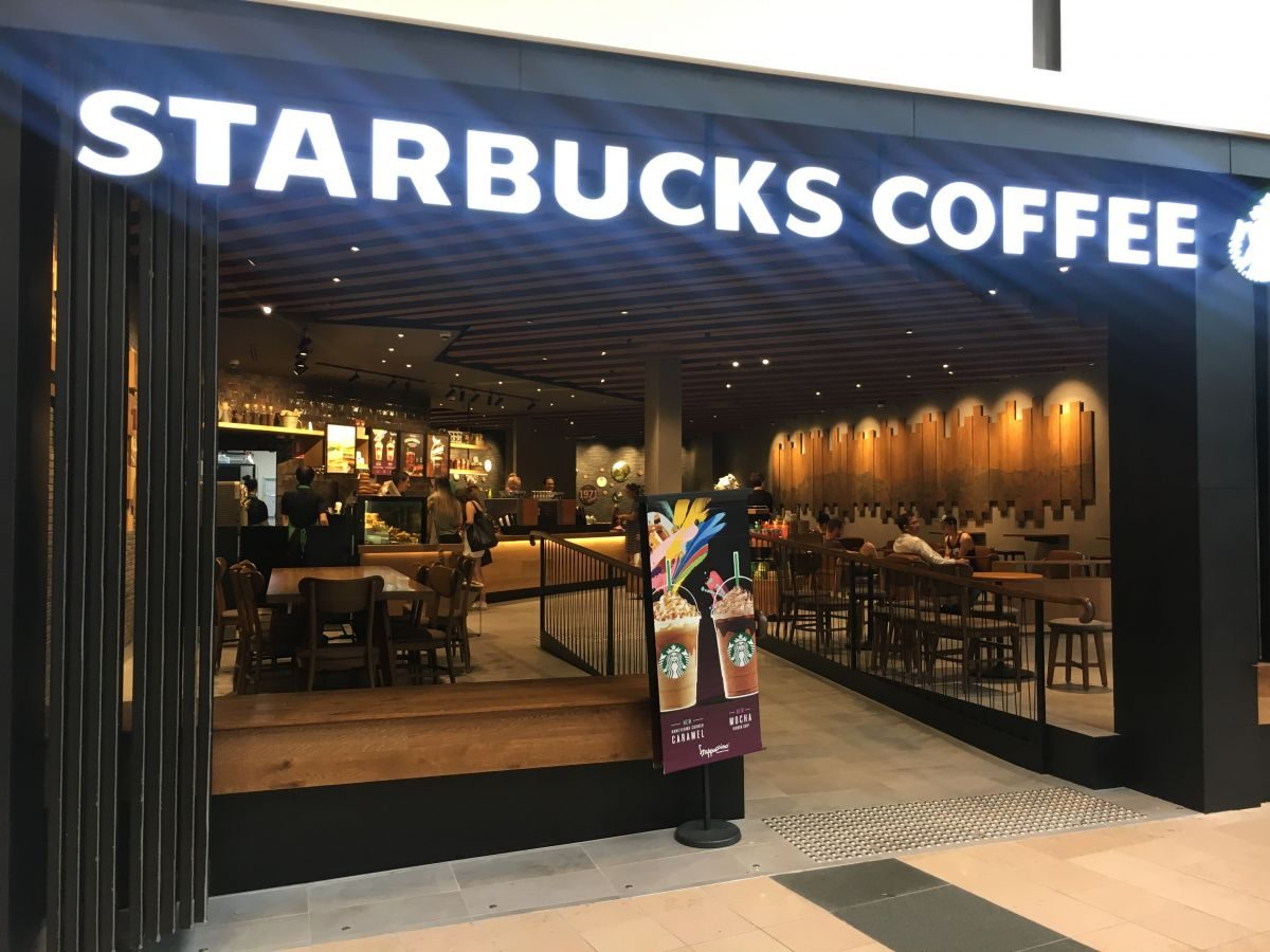 Starbucks Australia - littil LED Lights