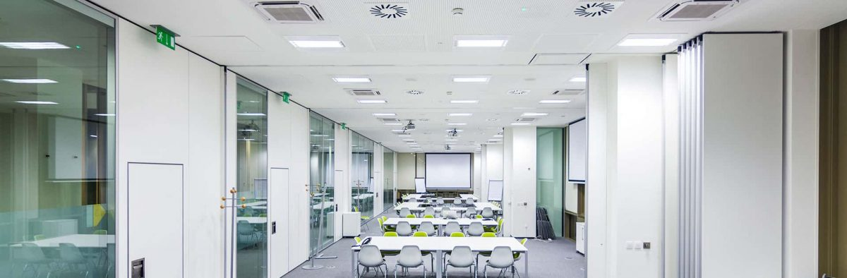 Melbourne University - littil led lights
