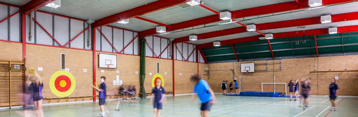 Northcote High School - littil LED lights