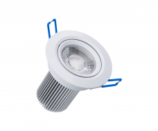 OPTIMA VISIA – 9W/12W Recessed Downlights - Littil LED Lights