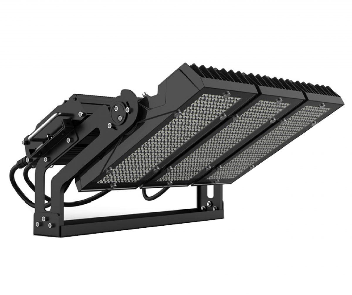 Highmast NIMMO - littil LED lights