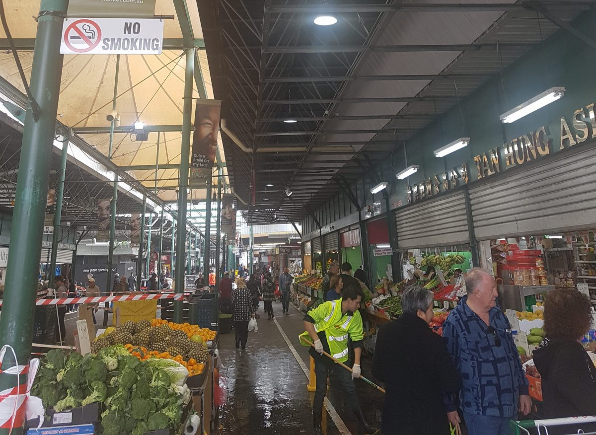 Preston Market - littil led lights